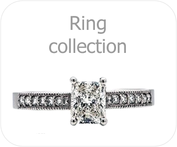 diamond ring collection button