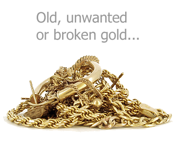 unwanted gold
